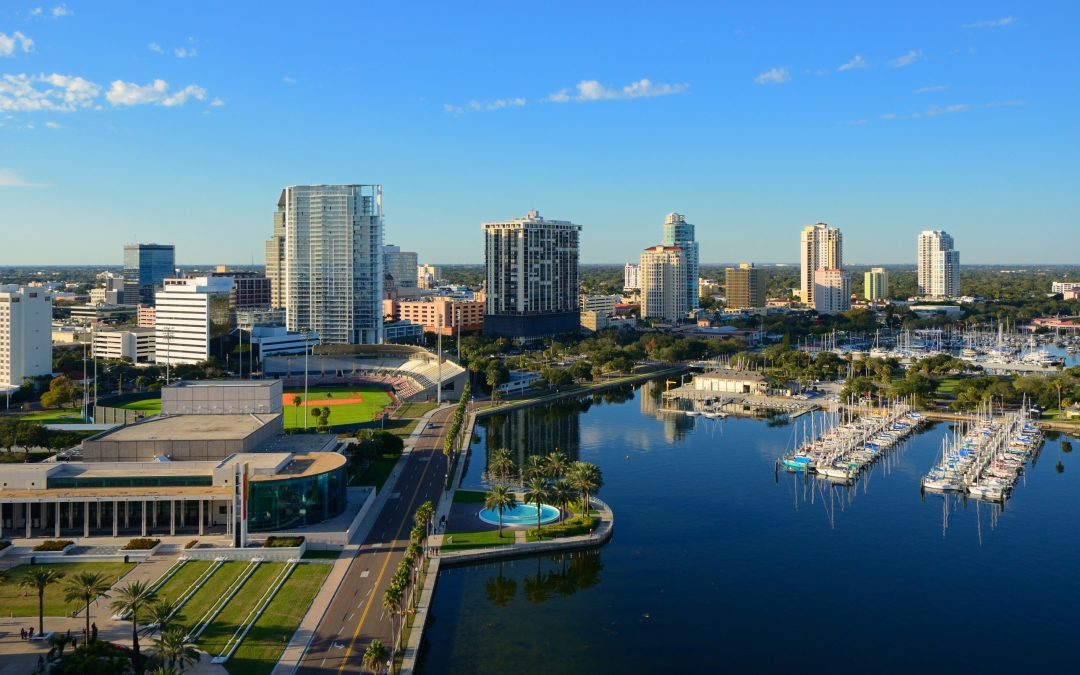 Magazine thinks St. Pete is a great place to visit, live