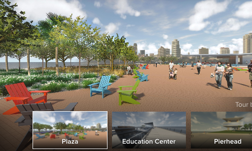 Lots of new ideas coming to downtown St. Pete